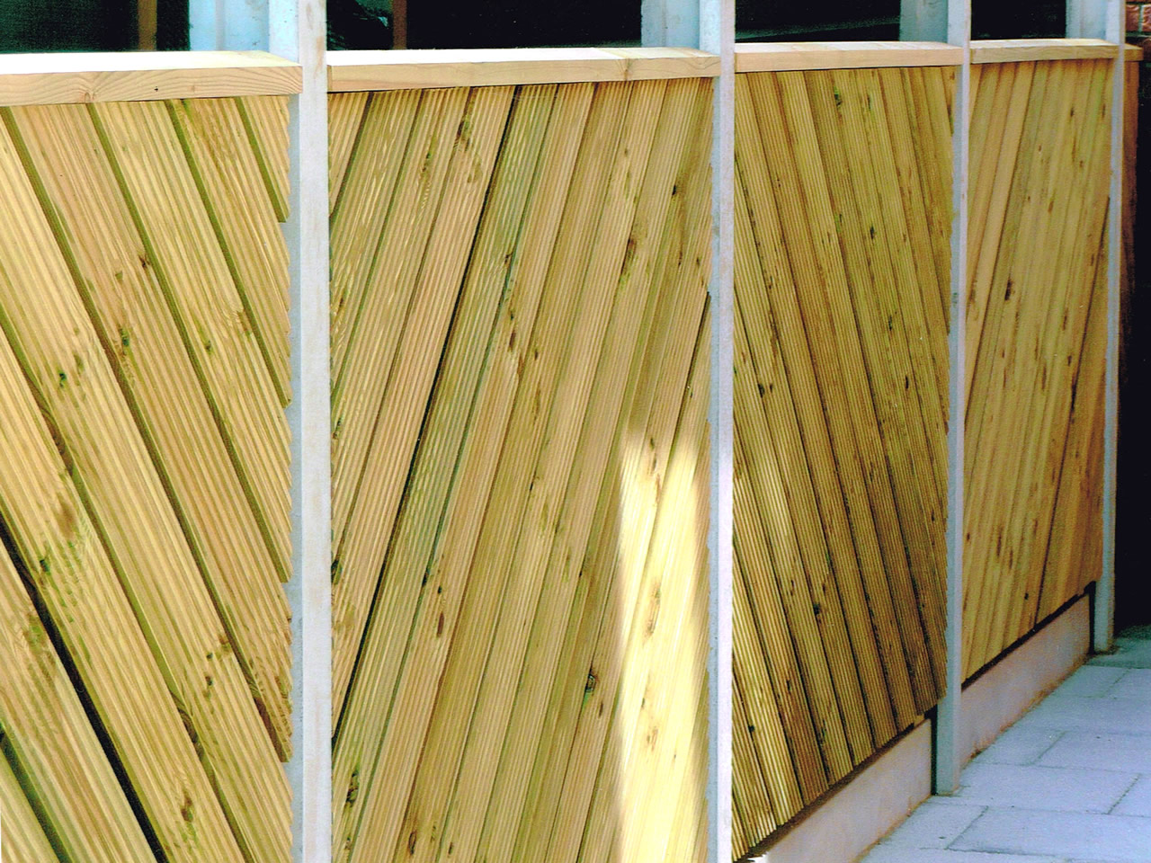 Fencing, Clearance, Rotavating, Turfing and Artificial Lawns