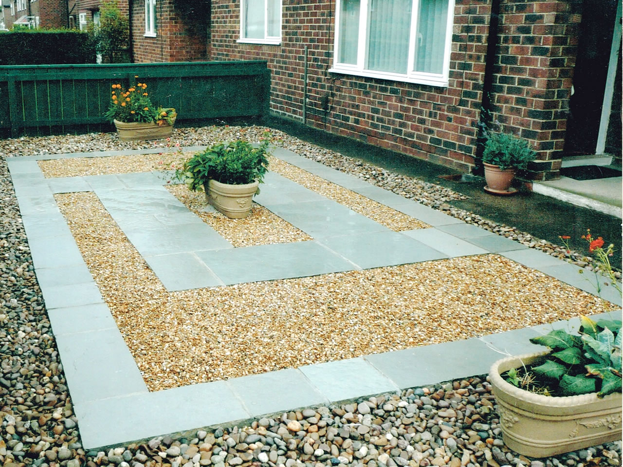 Gravel Gardens, Low Maintenance and Non-Maintenance Gardens