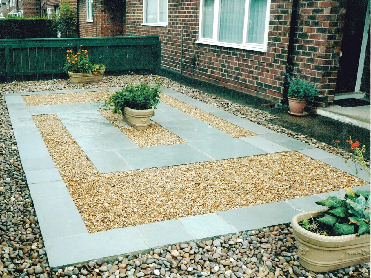 Gravel Gardens, Low Maintenance And Non Maintenance Gardens
