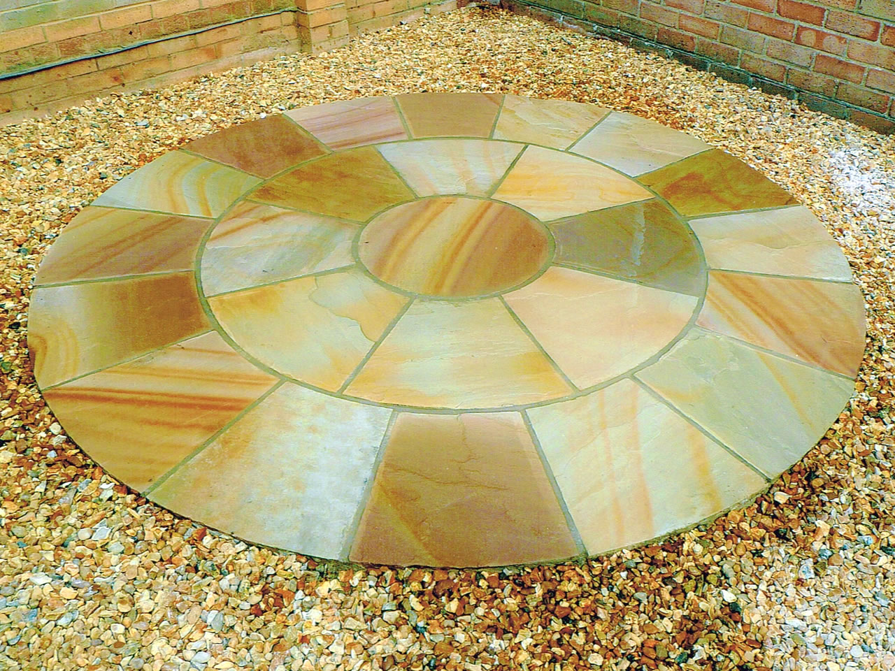 Paving & Patios, Paths, Circles & Stars